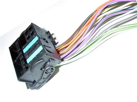 Bmw Vag Reverse Radio Wiring Harness For Factory