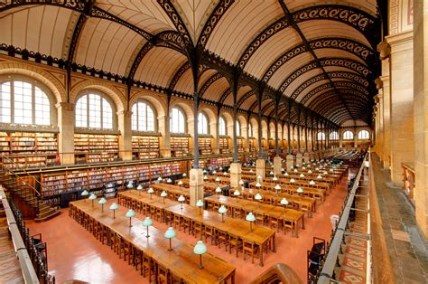 file salle de lecture bibliotheque sainte genevieve n01