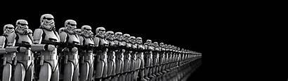 Wars Star Screen Stormtrooper Triple Stormtroopers Storm