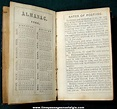 1860 Calendar / 1860 Two Page Calendar / It began with a ...