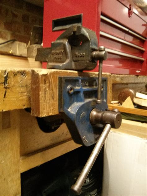 woodworking bench vise reviews