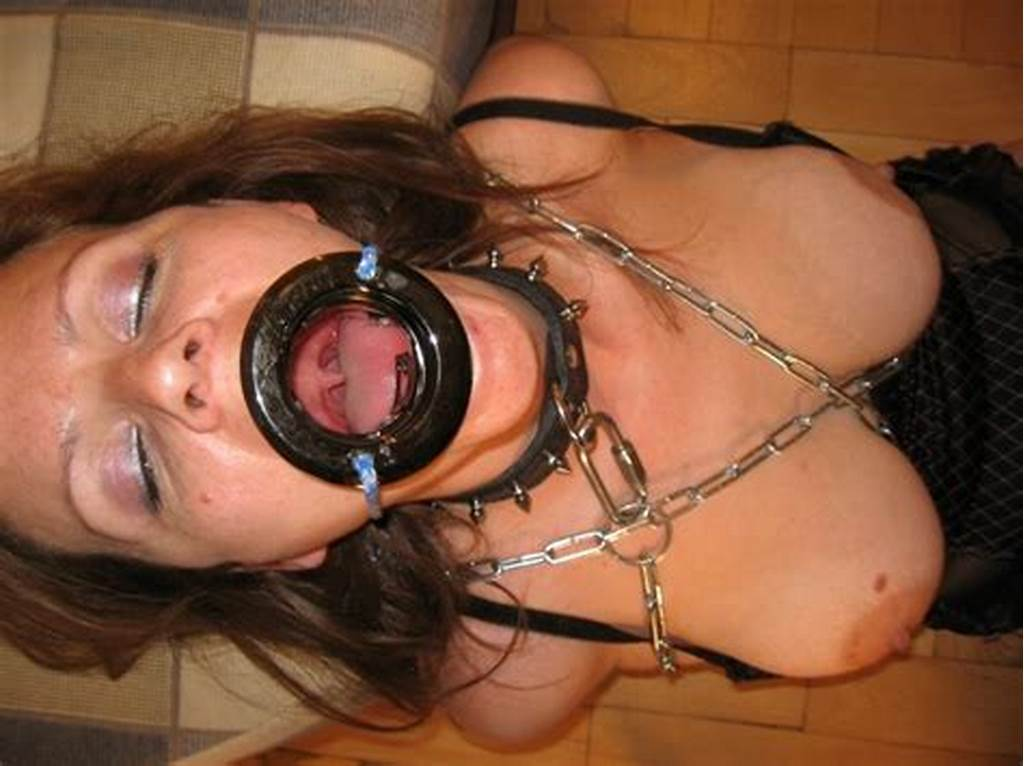 #Big #Boobs #Large #Areolas,Torture,Bondage,Gag,Arty,Ring #Gag