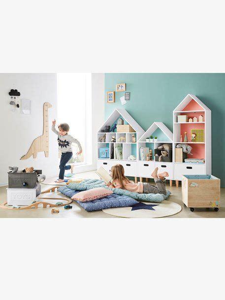 Kinderzimmer Mädchen Vertbaudet by Weiche Bodenmatratze Mit Polstersteppung Jeansblau