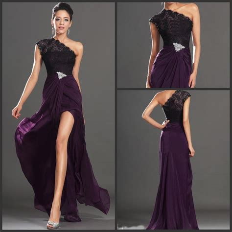 Plum colored prom dress with a gorgeous lace top   Purple ...