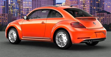 2018 Volkswagen Beetle Color Options  Baxter Volkswagen