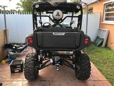 custom honda pioneer    utv sxs side