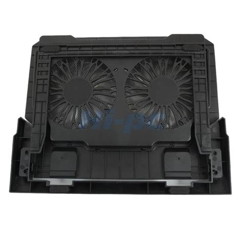 gateway lighting and fans usb 2 cooler fan pad 12 quot 17 4 quot laptop led light