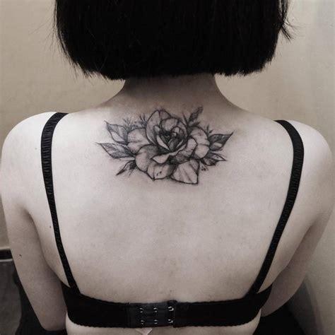 lovely upper  tattoos