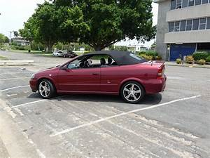 2003 Holden Astra Ts Convertible