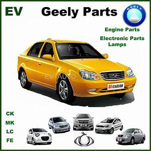 Geely Ck Mk Fe Lc Parts Engine Parts Electronic Parts Lamp - Geely Ck Mk