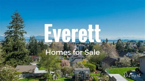 Of Everett by Living In The City Of Everett Wa