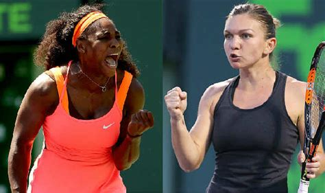Serena Williams vs. Simona Halep: Score, Reaction from 2016 Indian Wells | Bleacher Report | Latest News, Videos and Highlights