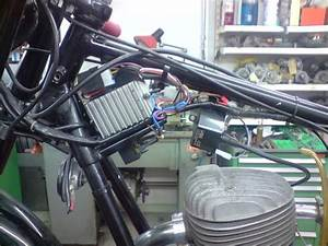 Powerdynamo For Gilera Rossa 125  150