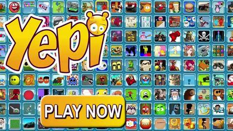 Yepi Free Online Games Website