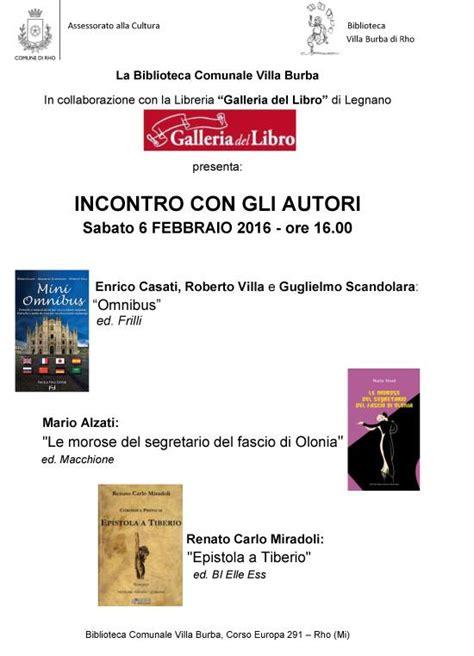 Libreria Lirus by Appuntamenti Con L Autore