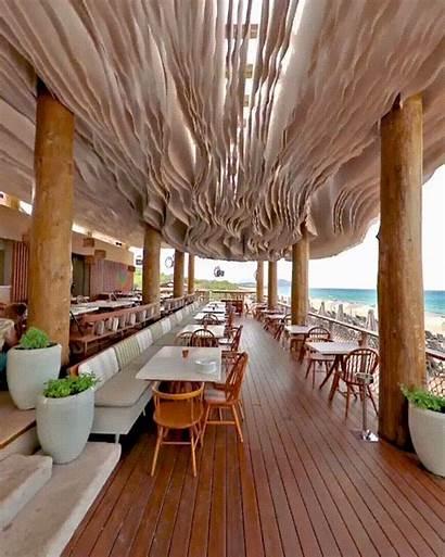 Beach Bar Ceiling Wind Check Hits Happens