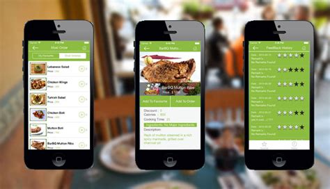 application android cuisine restaurant food ordering app synchronise it