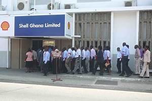 Shell Ghana workers threaten strike over company's sale ...