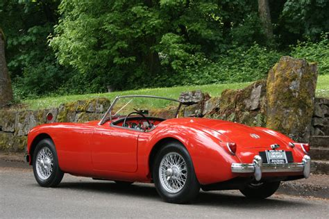 Mg Sports Car  Bing Images