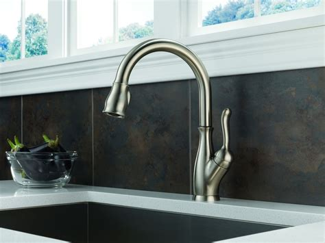 Delta Faucet 9178 Ar Dst by Faucet 9178 Ar Dst Sd In Arctic Stainless By Delta