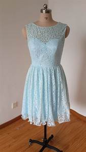 blue lace bridesmaid dress short bridesmaid dresses With cheap cute dresses for wedding guests