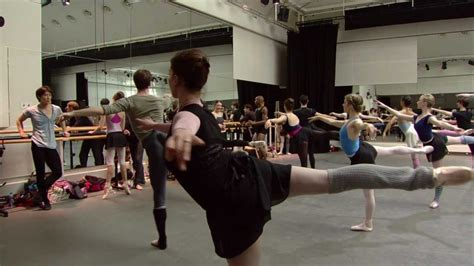 daily class royal ballet  youtube