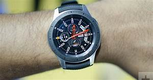 Samsung Galaxy Watch Hands
