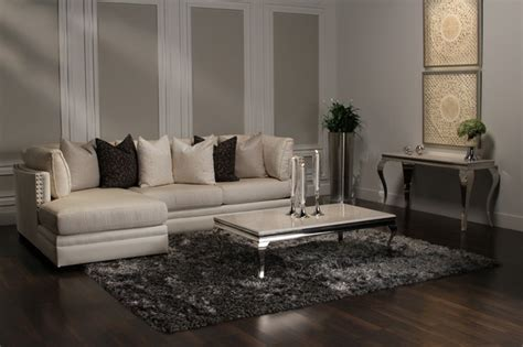 lagune sofa modern living room miami  el dorado