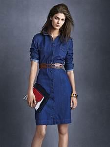 25 Best Denim Dress For Women | For women Dresses uk and Offices