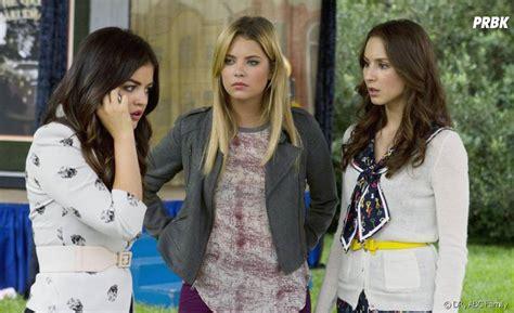 Pretty Little Liars saison 4, épisode 12 : Lucy Hale ...