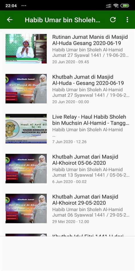 Overall rating of ceramah habib rizieq shihab is 4,6. Kumpulan Ceramah Para Habaib - Gambaran