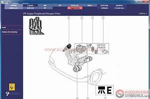 Renault Dialogys V4 52  07 2016  Full Spare Parts And
