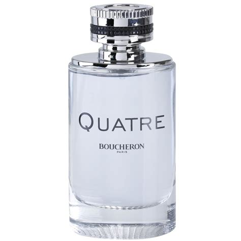 boucheron quatre eau de toilette for 100 ml notino co uk