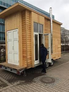 Tiny House Bauplan : zukunftspioniere gbr blog archiv tiny house campus er ffnet am bauhaus archiv berlin ~ Orissabook.com Haus und Dekorationen
