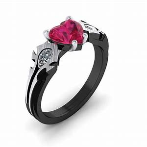 Stunning world of warcraft horde engagement ring global for Wow wedding ring