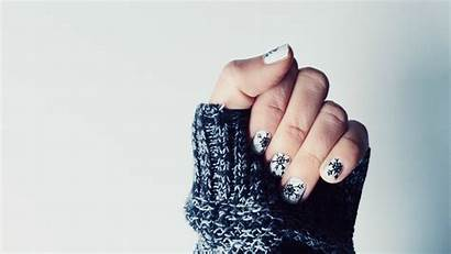Nail Cool Sheknows Winter Tutorials Busy Polished