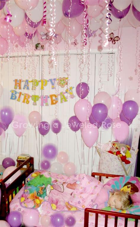 birthday traditions  kids birthday surprise  mom
