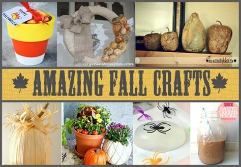 craft ideas for 13 year olds 13 amazing and easy fall crafts clumsy crafter 7534