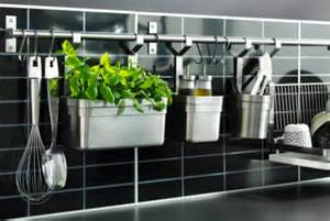 kitchen utensil storage ideas did you ikea wall panels for your backsplash