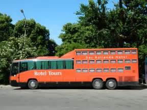 Mercedes-Benz Tour Bus