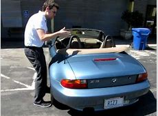 Z3 Tonneau Cover Installation YouTube