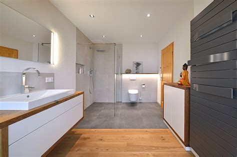 Badezimmer Sanieren  Eichenhaus Schreinerei & Architekturbüro