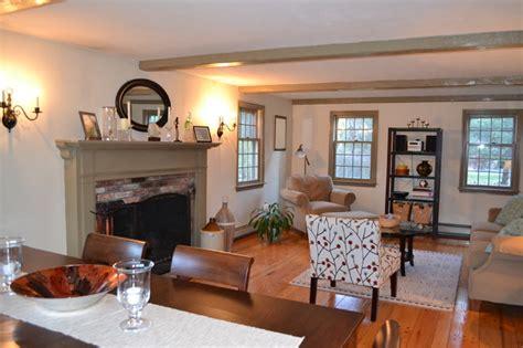 Cape Cod Living Room  Traditional  Living Room Boston