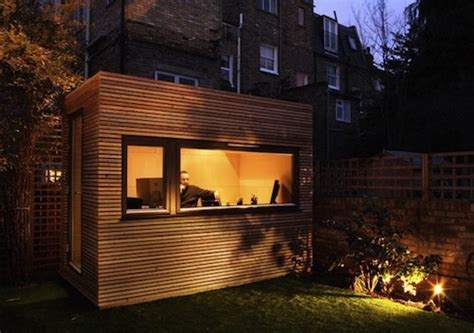 Backyard Offices by The Rise Of The Backyard Office Design Milk