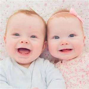 Redheaded blue eyed twins!   Twins - Everything As Babies ...