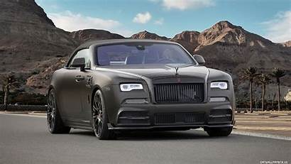 Royce Rolls Dawn Mansory Collage Tuning Wallpapers