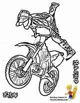 Coloring Dirt Bike Bikes Printable Rider Motorcycle Dirtbike Adults Motorbike Riders Doing Motocross Colour Sheets Boys Erwachsene Fur Bmx Printables sketch template