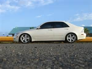 2001 Lexus IS300 White