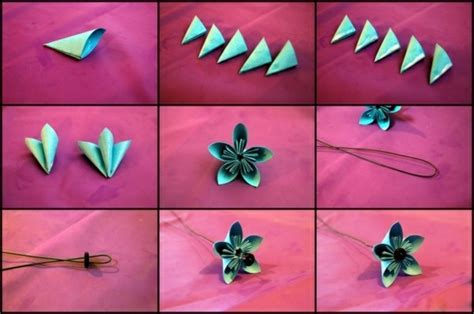 Faire Une Fleur En Papier Fabriquer Une Fleur En Papier De Soie 67