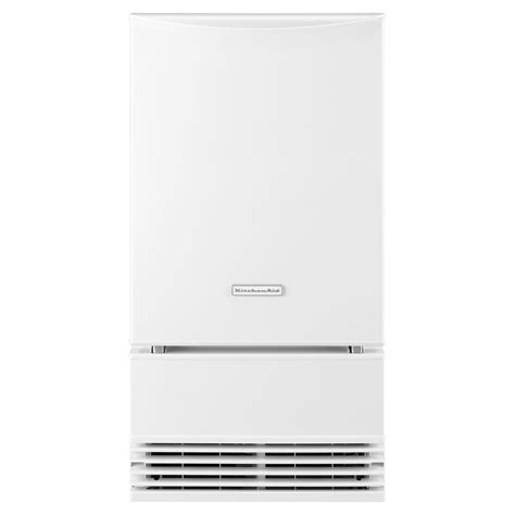 """Kitchenaid  Kuis18nnxw  18"""" Ice Maker  White  Sears Outlet. Pictures Of Living Room Ideas. Small Space Living Room Design Pictures. Living Room Stuff. Farrow And Ball Living Room Ideas. Interior Decoration Ideas Living Room. Dark Floor Living Room Ideas. Chairs For Less Living Room. White Curtains In Living Room"""
